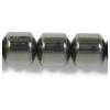 "Hematite 6.5-7mm Drum 16"" Strand"